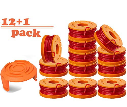 - Worx Replacement Spool-Line String Trimmer Replacement Spool/Trimmer Spool Line,10ft 0.065
