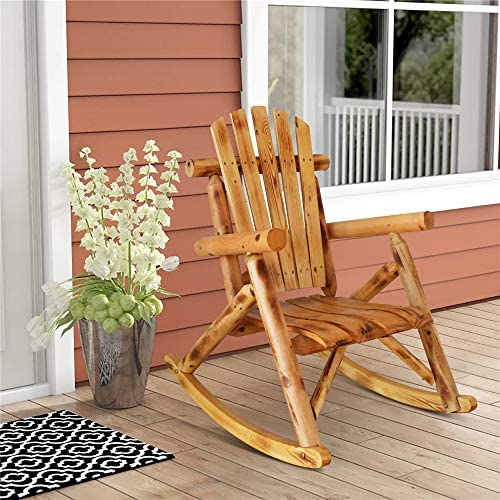 EZbuyeveryday Rocking Chair - a good cheap outdoor rocking chair