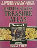 United States Treasure Atlas, Thomas P. Terry, 0939850249