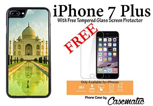 iphone-case-taj-mahal-plastic-black-phone-case-for-apple-iphone-7-plus-with-free-33-mm-premium-tempe