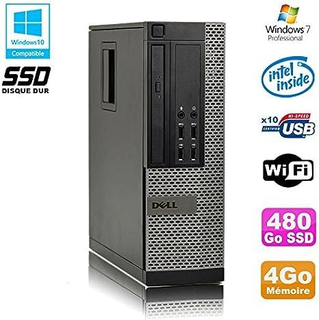 PC DELL Optiplex 790 SFF Intel G2020 Ram 4GB DDR3 Disco 480Go SSD ...