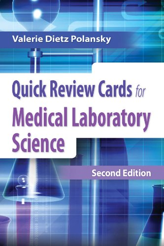 Quick Review Cards for Medical Laboratory Science Pdf