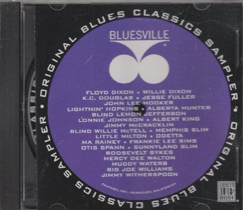 Prestige: Bluesville Sampler - St Prestige Louis