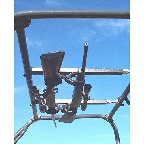 Polaris Ranger Quick-Draw Overhead UTV Gun Rack For 2013-16 Polaris Ranger XP 900 | 47-54'' by Great Day by Great Day (Image #3)