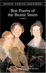 Best Poems of the Bronte Sisters (Dover Thrift Editions)