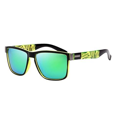 AGGIEYOU Gafas de Sol polarizadas para Hombre Conductor ...