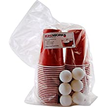 Beer Pong Party Pack Accessories Kit by KegWorks