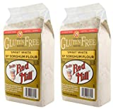 (2 Pack) - Bobs Red Mill - G/F Sorghum Flour 500g | 500g | 2 PACK BUNDLE