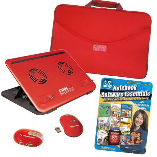 Pc Treasures Computer Accessory Kit with Digital Download...