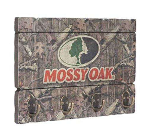 Mossy Oak Key Holder w/ Brass Hooks