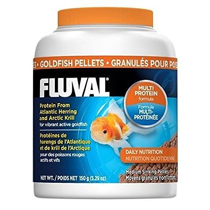 Fluval Comida en Gránulos para Peces de Agua Fría - 150 gr / 325 ML