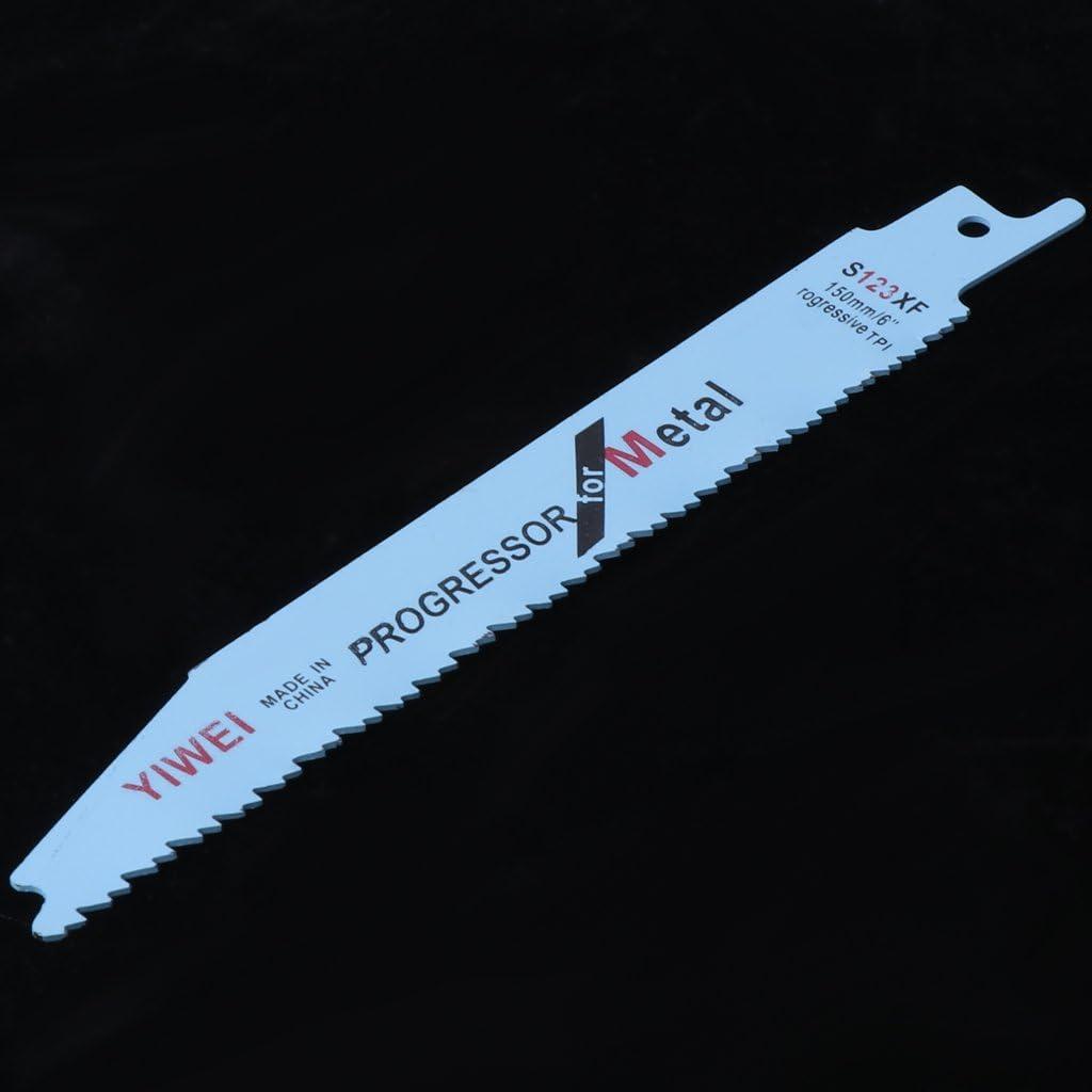 Progressor S123XF S/äbels/ägebl/ätter 152 mm 5 St/ück