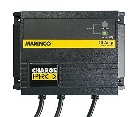 ChargePro 10A 2 Bank 12V/24V Waterproof Battery Charger - 24v Lead Acid Battery