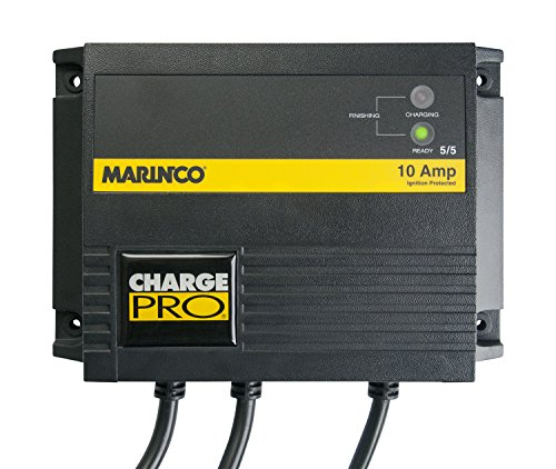 ChargePro 10A 2 Bank 12V/24V Waterproof Battery Charger (Guest Charger Battery)