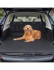 Universeller Kofferraumschutz, Winipet XXL Kofferraumdecke für Hunde Wasserdichter Kofferraum Hundedecke Auto Schutzdecke mit Seitenschutz, 180x103 cm, für PKW-LKW Van und SUV