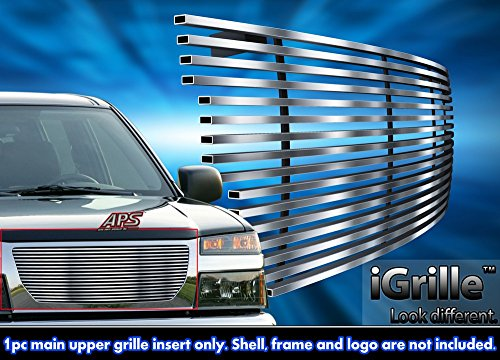 Off Roader Stainless Steel eGrille Billet Grille Grill for 2004-2012 GMC Canyon ()