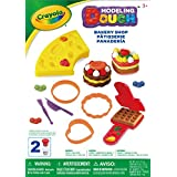 Crayola Modelling Dough A1-1009 Bakery Shop Assorted
