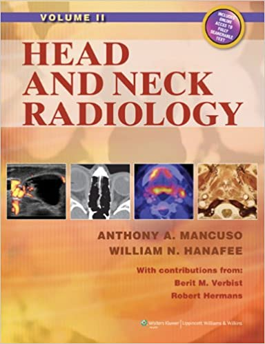 Book Head and Neck Radiology