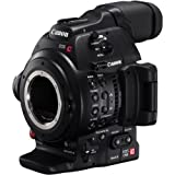 Canon EOS C100 Mark II Cinema EOS Camera with EF 24-105mm f/4L Lens - International Version (No Warranty)