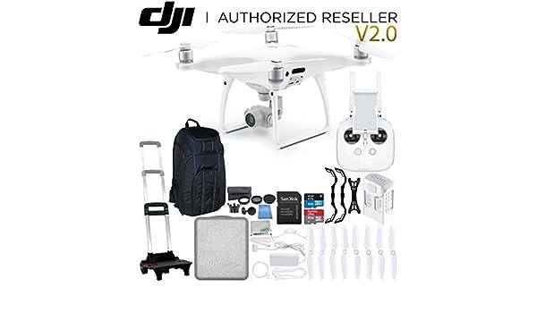 Amazon com : DJI Phantom 4 Pro V2 0/Version 2 0 Quadcopter