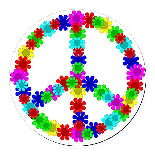 Peace Car Magnet - 9