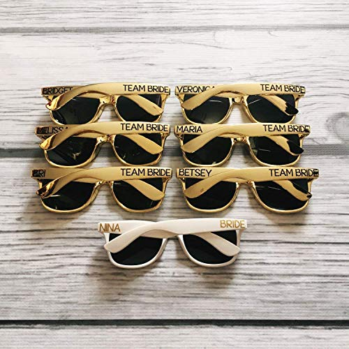 Personalized Sunglasses -