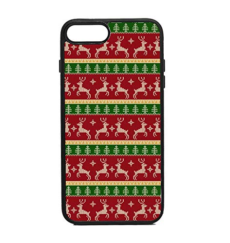 60d34bc54 Image Unavailable. Image not available for. Color  Phone Case Christmas  Ugly Sweater Pattern for iPhone 7 Plus