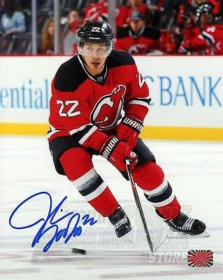 detailed look f8eb8 b0e06 Jordin Tootoo New Jersey Devils Signed Autographed Home ...