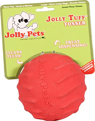 Jolly Pets 4 inch Tuff Tosser product image