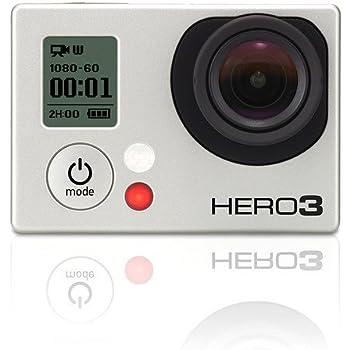 GoPro HERO3: Silver Edition