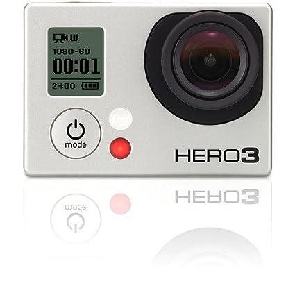 amazon com gopro hero3 silver edition sports and action video rh amazon com HD Hero 3 Silver Edition GoPro Hero