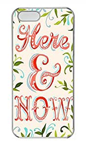 iPhone 5 5S Case Doodle Text 2 Cover Skin For iPhone 5/5S Cases Transparent