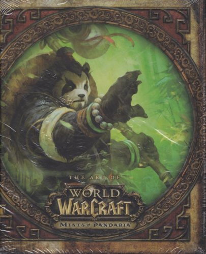 Image of The Art of World of Warcraft: Mists of Pandaria