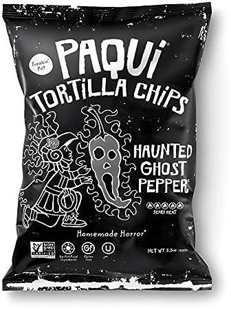 Paqui Chip Tortilla Ghost Ppr