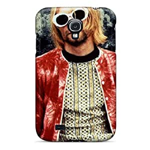 Samsung Galaxy S4 Xtf9238YUXb Allow Personal Design High Resolution Nirvana Pictures Shock Absorption Hard Phone Case -AaronBlanchette