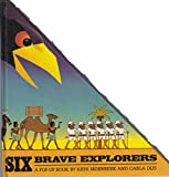 img - for Six Brave Explorers book / textbook / text book