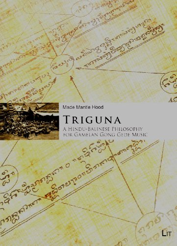 Triguna: A Hindu-Balinese Philosophy for Gamelan Gong Gede Music (SoundCultureStudies / KlangKulturStudien) (Balinese Gong)