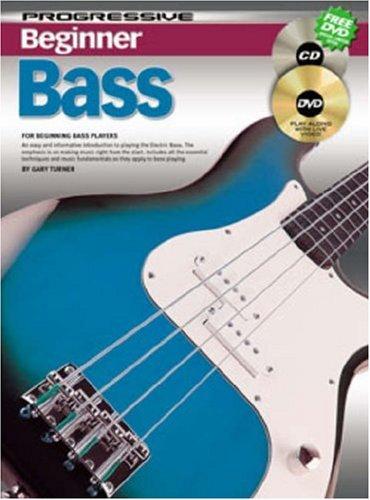 CP69164 - Progressive Beginner - Blues Bass Progressive
