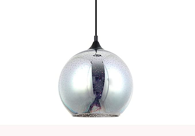 Modern 3d multicolor creative glass ceiling lights lamp shade modern 3d multicolor creative glass ceiling lights lamp shade chandelier minimalist art pendant lights style mozeypictures Images