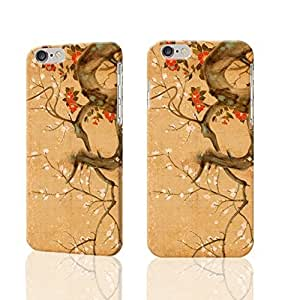 "Blooming Tree 3D Rough iphone 6 -4.7 inches Case Skin, fashion design image custom iPhone 6 - 4.7 inches , durable iphone 6 hard 3D case cover for iphone 6 (4.7""), Case New Design By Codystore"