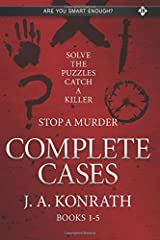 Stop A Murder - Complete Cases: All Five Cases - How, Where, Why, Who, and When Paperback