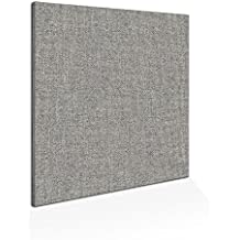 "ADW Acoustic Panels 24"" X 24"" X 1"" Square – Quick Easy DIY Install – See Our Many Color Choices"
