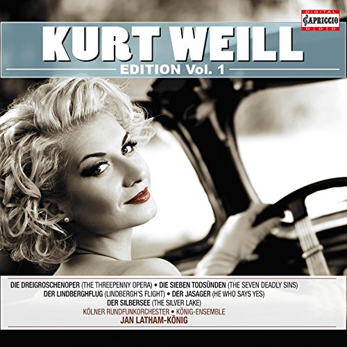 - Kurt Weill Edition, Vol. 1