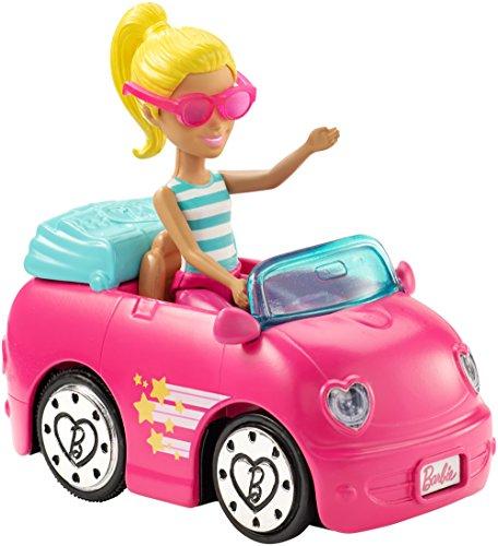 battery barbie car - 1