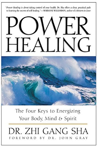 Download Power Healing: Four Keys to Energizing Your Body, Mind and Spirit pdf
