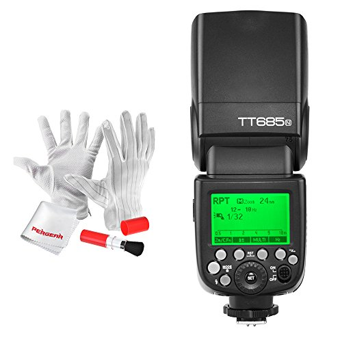 Godox TT685N Speedlite Flash Kit with I-TTL Autoflash for...