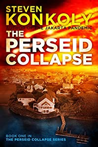 The Perseid Collapse by Steven Konkoly ebook deal