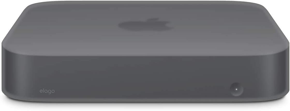 elago Mac Mini Case Designed for Mac Mini 2020 & Mac Mini 2018 (Dark Gray)