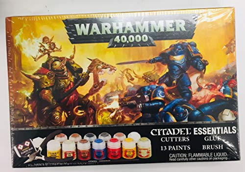 Games Workshop Warhammer 40,000 Citadel Essentials