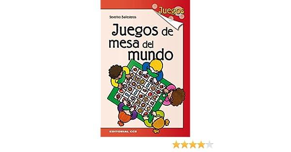 Juegos de mesa del mundo eBook: Alonso, Severino Ballesteros: Amazon.es: Tienda Kindle